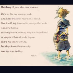 Kingdom Hearts & Final Fantasy...