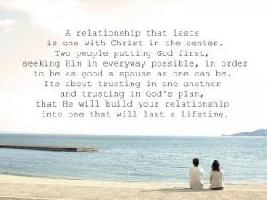 Christ-Centered Relationship