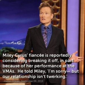 Miley Syrus' Relationship: Twerk isn't Working here