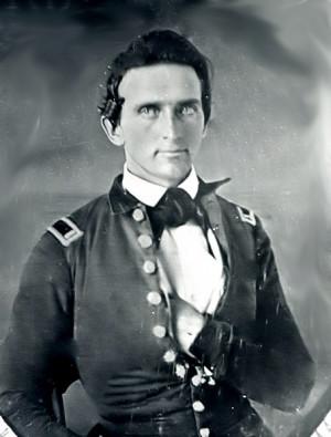 Stonewall Jackson, no beard)