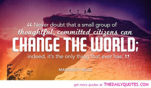 Famous Quotes Change World