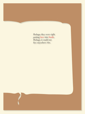 ... Quote Poster — Light in August by William Faulkner Art Print