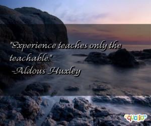 Teachable Quotes