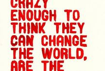 Motivational Quotes / by Global Poverty Project