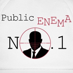 public enemy cap