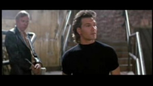 patrick swayze roadhouse quotes be nice