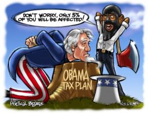 Obama's Class Warfare Rhetoric Led To The Death Threats Against The ...