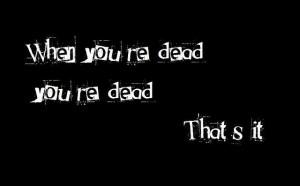 Death Quotes 9