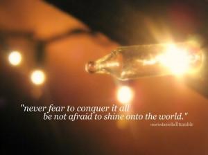 Light Quotes