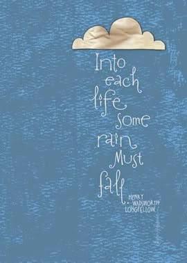 Into each life