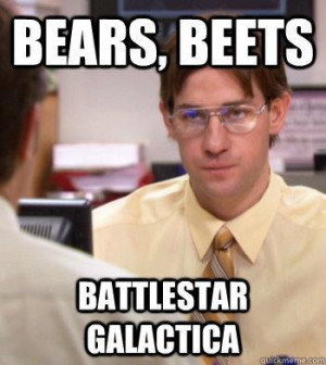 from the office dwight meme