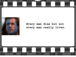 Braveheart | William Wallace (Mel Gibson) | Screenplay: Randall ...