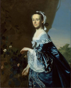 mercy otis warren i debated whether mercy belonged in the beyond hope ...