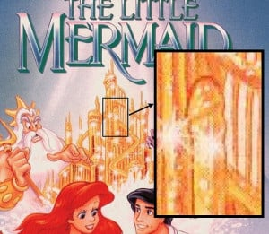 little mermaid penis