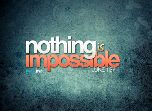 Impossible Is Nothing Motivational Wallpaper For MLM Success