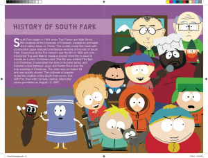 Funny South Park Quotes There is a funny quote on