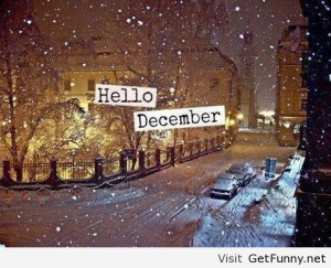 Hello december awesome - Funny Pictures, Funny Quotes, Funny Memes ...