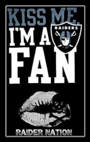 RN4L Raiderette Raider Nation Raiders Fan