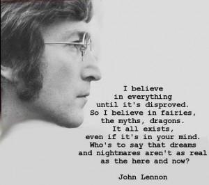 John Lennon ~