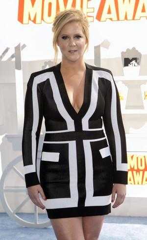 MTV Movie Awards Amy Schumer