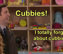 Cubbies Funny Jim Screencaps The Office