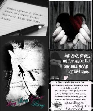 emo suicide quotes