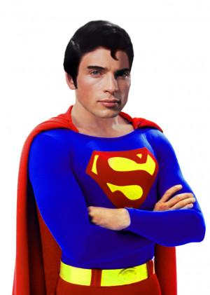 Tom Welling Superman Manips