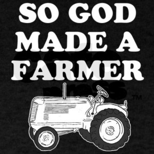 Paul Harvey God Made A Farmer Print