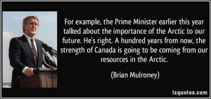 More Brian Mulroney Quotes
