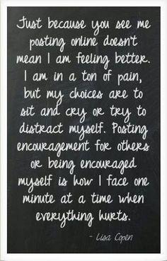 Feeling Hurt Quotes