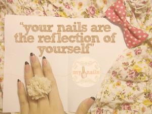 Nail quotes