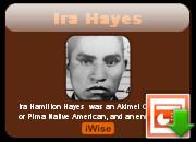 Ira Hayes quotes