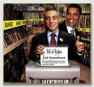 Obama's Chief of Staff Rahm Emanuel