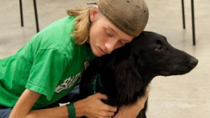 Service Dogs Provide Companionship Through Dog Eyes Pbs