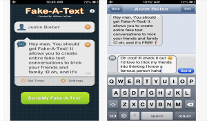 With these prank apps you can fool your friends any day, April or not ...