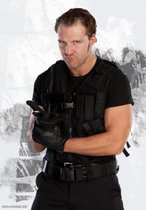 Dean Ambrose recently talked with TheMonitor.com to hype a local event ...