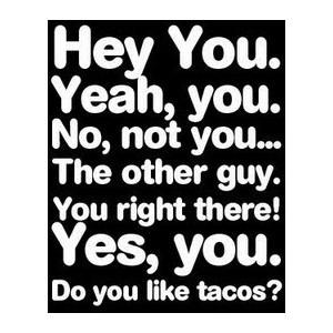 taco quote background