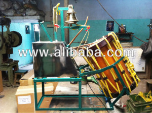 View Product Details: Automatic Temple Bell Drums