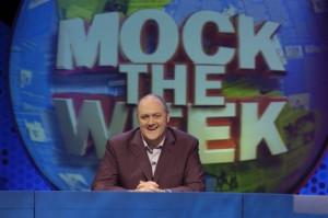 ... my cerebral comedy needs, Mock the Week meets my genital comedy needs
