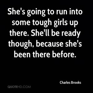 Tough Girl Quotes