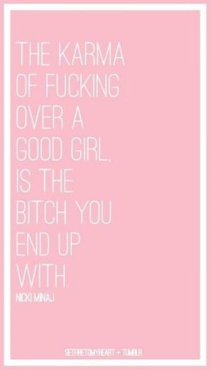 Truth! #karma #relationships