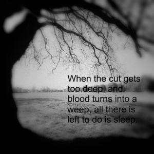 Emo Hurt