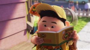Russell Up http://www.pixar-planet.fr/en/documents/quotes/quotes_up ...