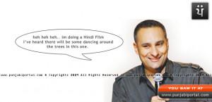 "... to ""Akshay Kumar + Gurpreet Ghuggi + Russell Peters = Breakaway"