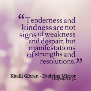 Quotes About: kindness