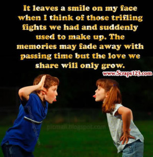 Scraps123 Brother Sister Quotes Scraps and Comments