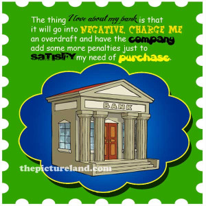 Funny Jokes And Sayings About Bank