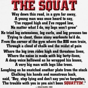 Funny Squat Quotes