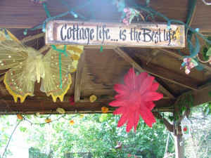 be at the cottage is where I would like to hang just about now...