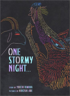"""Start by marking """"One Stormy Night"""" as Want to Read:"""